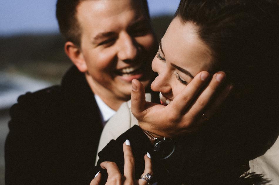 Bliskie i romantyczne zdjęcia