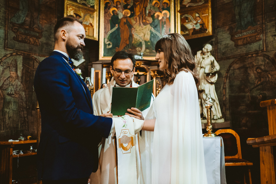 ślub i wesele w Bielsku-Białej - Dworek New Restaurant