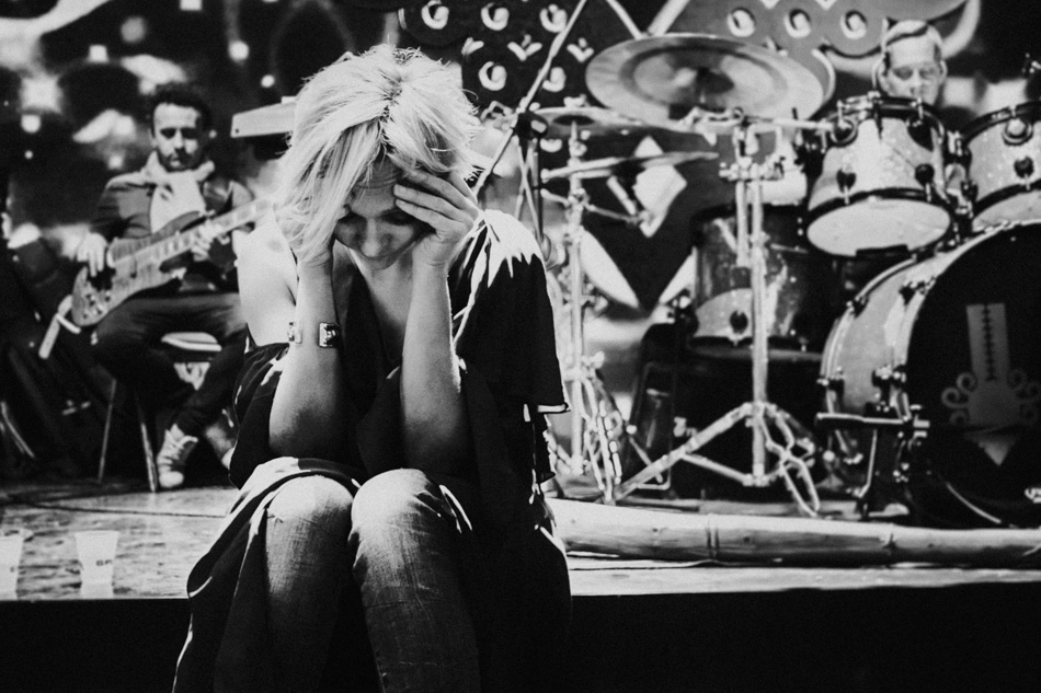 zdjęcia backstage - Katowice Spodek