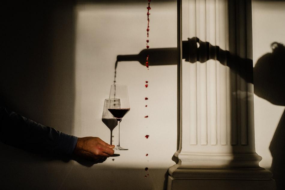 inspirująca fotografia wina w Bielsku-Białej