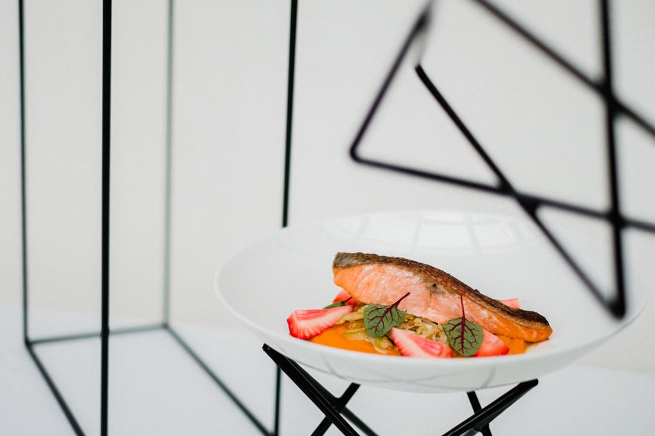sztuka kulinarna na dobrych zdjęciach jedzenia
