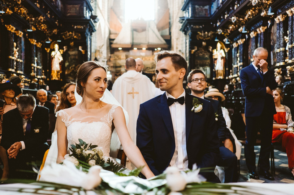 Ślub w Muzeum Inżynierii Miejskiej w Krakowie