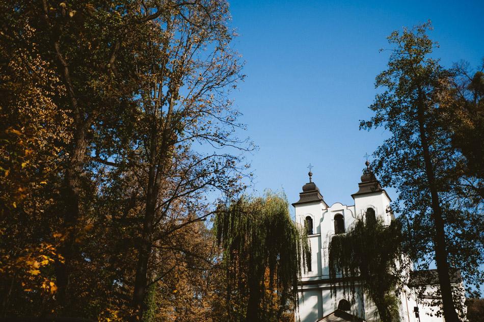 kościół w Jaworzu