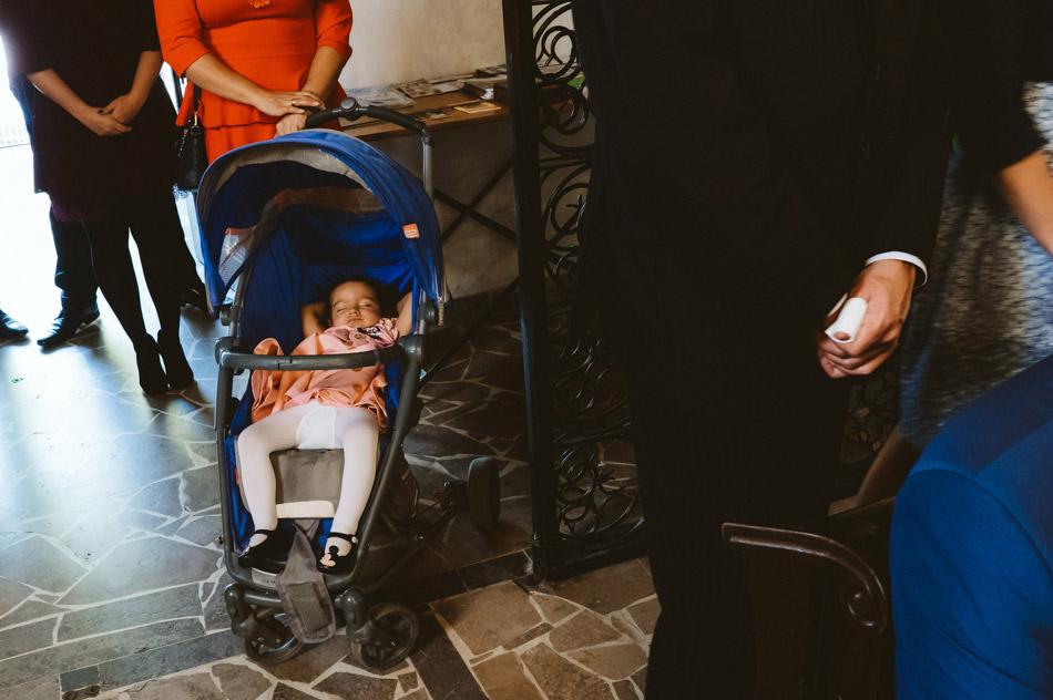 dzieci podczas ślubu w Jaworzu