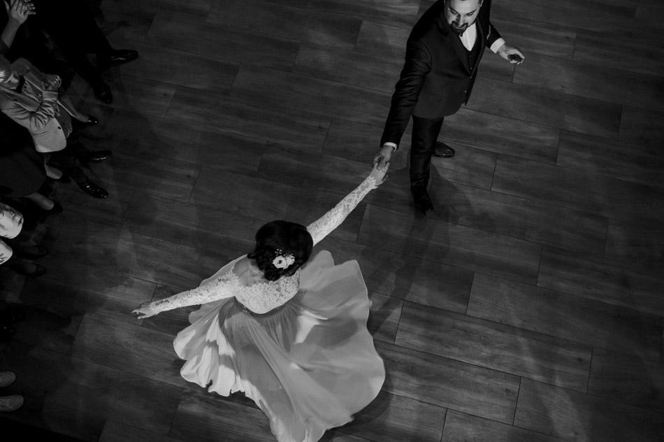 Gościniec szumny wesele pierwszy taniec