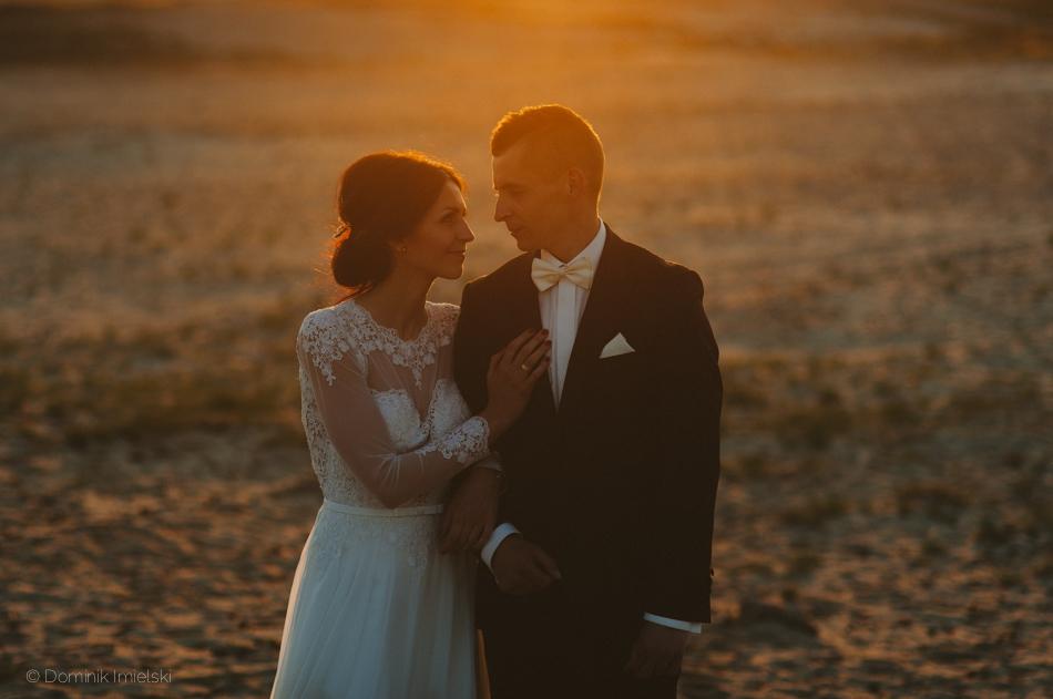 plener ślubny na pustyni błędowskiej