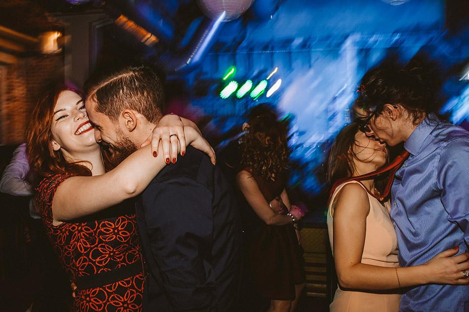 Szalona zabawa weselna w Krakowie