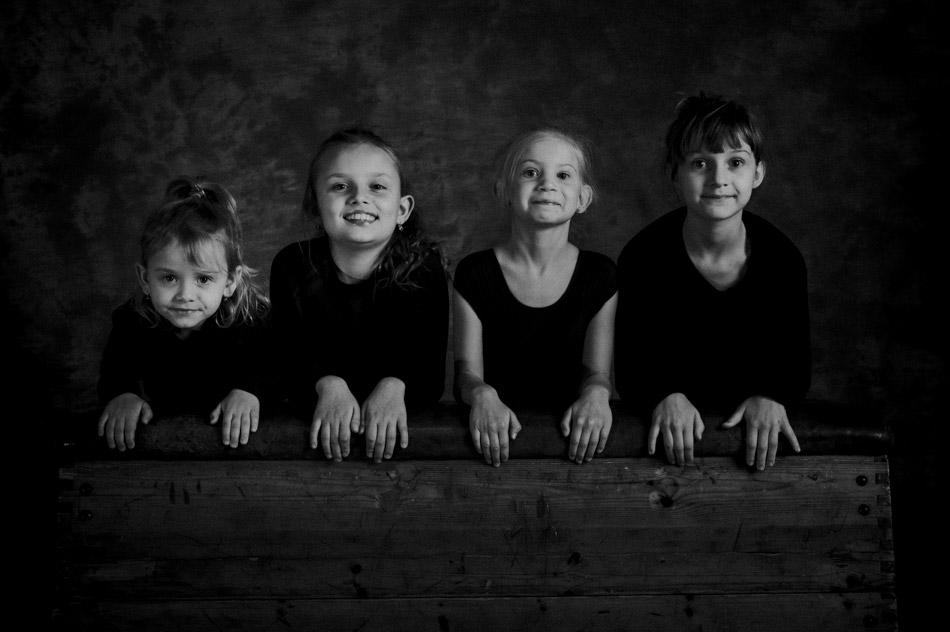 dziecięca sesja portretowa - Bielsko-Biała