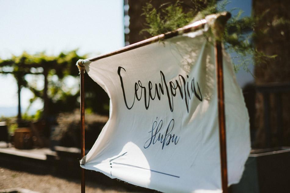 dekoracje ślubne w Dolinie Cedronu