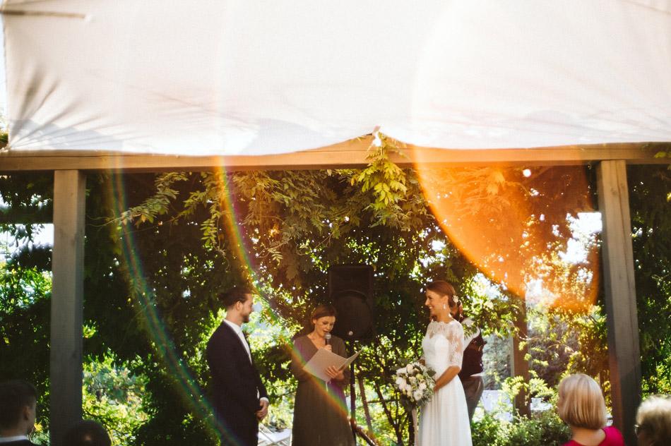 plenerowy ślub humanistyczny - ceremonia ślubna w Dolinie Cedronu