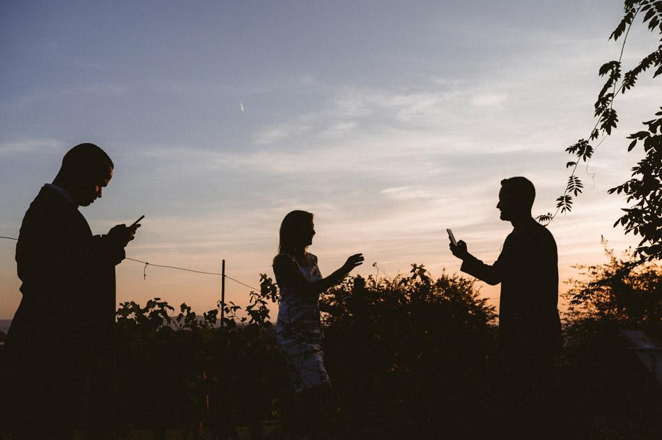 Zabawa weslena w plenerze w Dolinie Cedronu