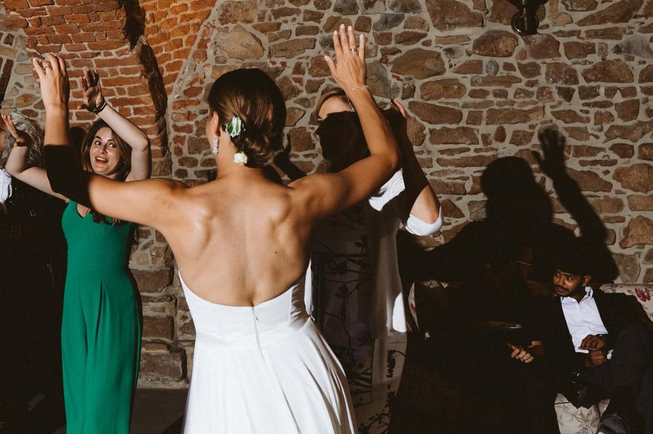 impreza weselna w Dolinie Cedronu