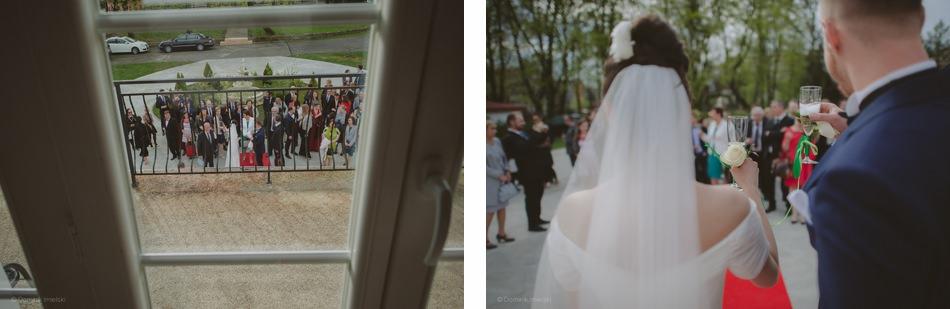 zdjęcia ślubne w Krakowie