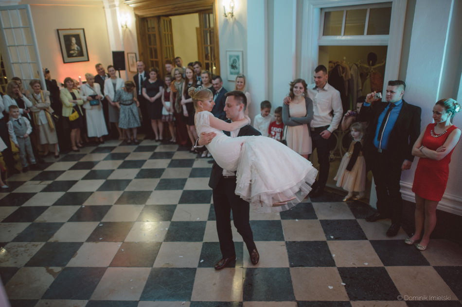 wesele w pałacu Radziwiłłów