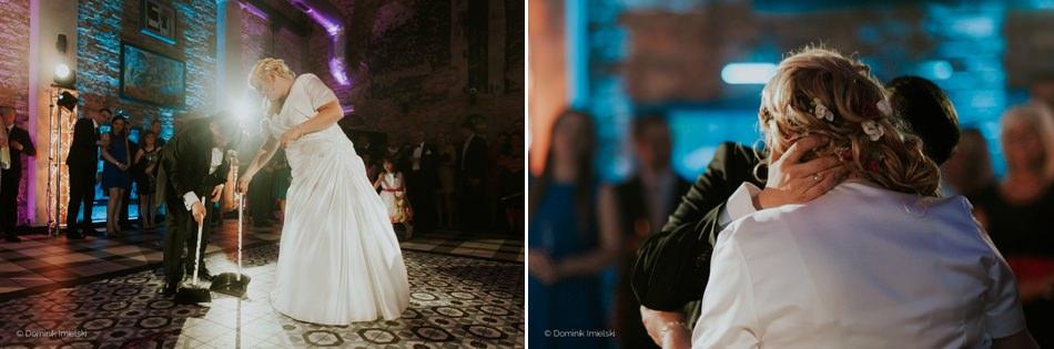 wesele w szybie Bończyk